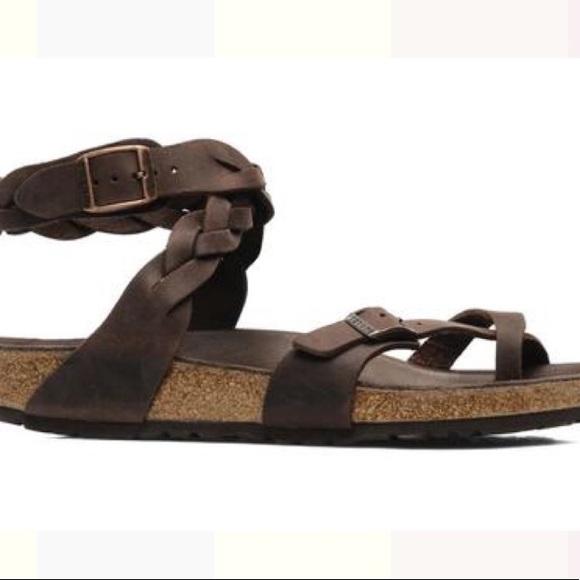 RARE Tatami Birkenstock Braided Yara Sandal